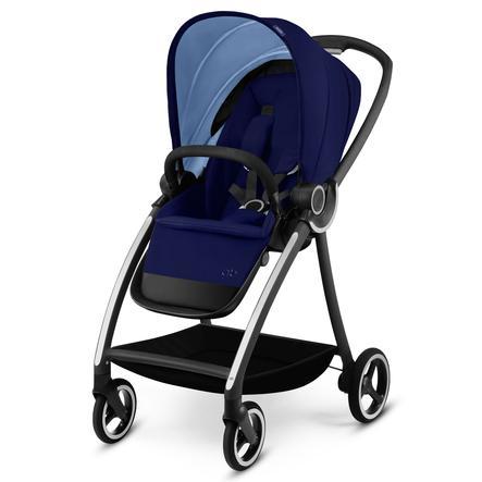 gb PLATINUM  Silla de coche Maris i-Size Sapphire Blue-navy blue