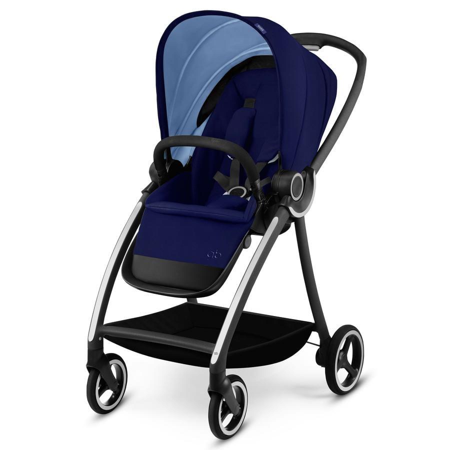 gb PLATINUM Kinderwagen Maris Sapphire Blue-navy blue