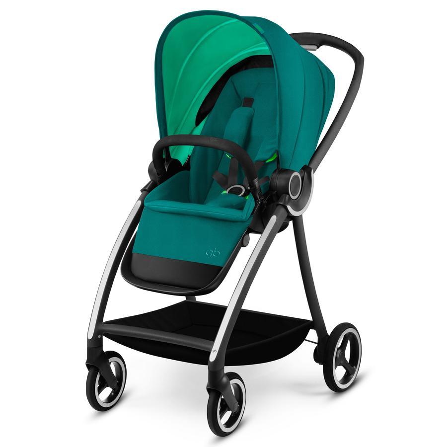 gb PLATINUM Kinderwagen Maris Laguna Blue-turquoise