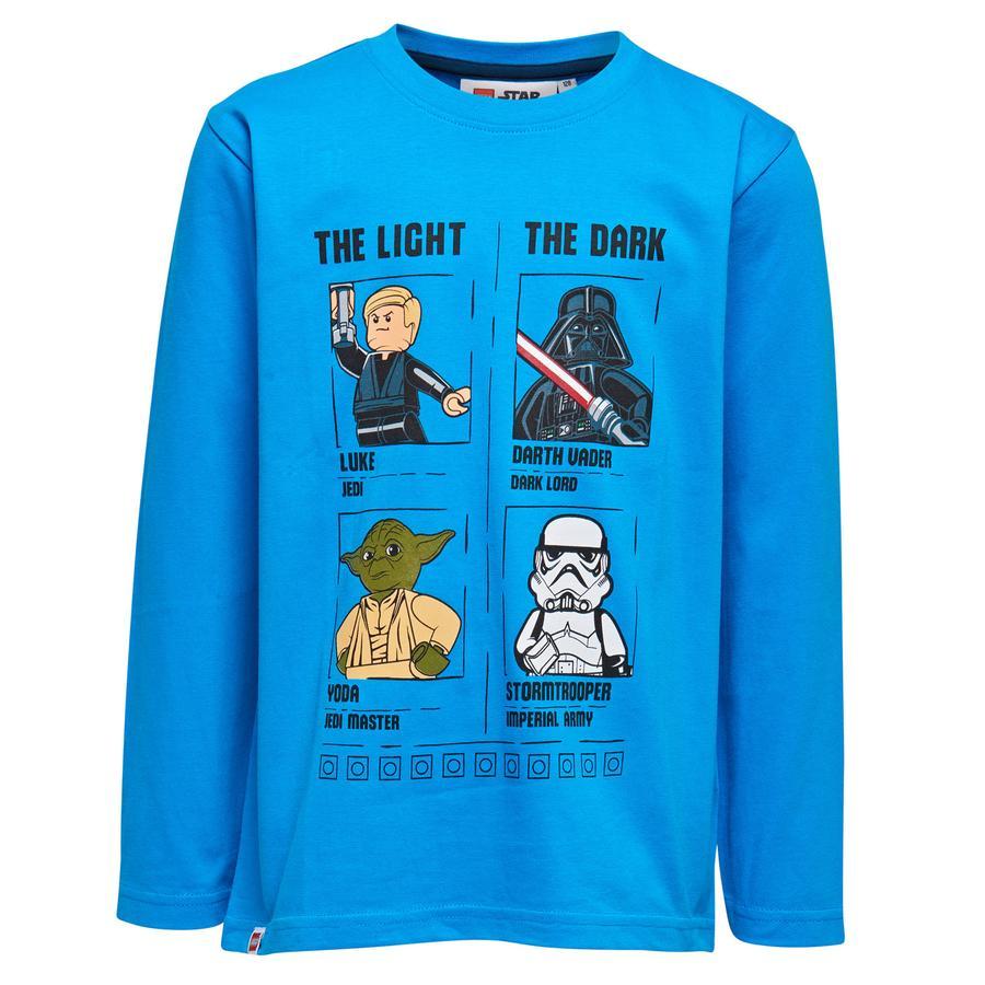 LEGO wear  NINJAGO camisa de manga larga azul