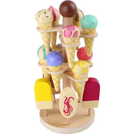 small foot® mobilní stojan na zmrzlinu