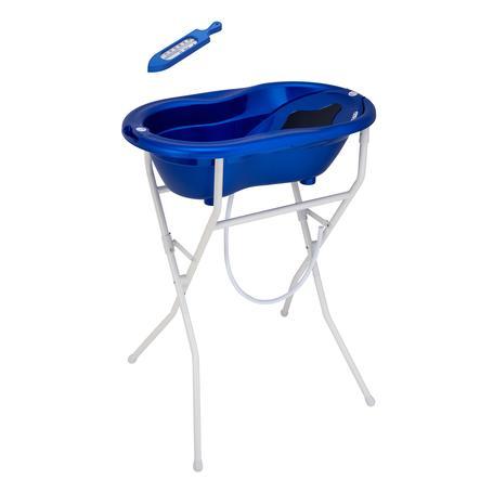 Rotho Babydesign Set bagnetto Top 5 pezzi royal blue perl
