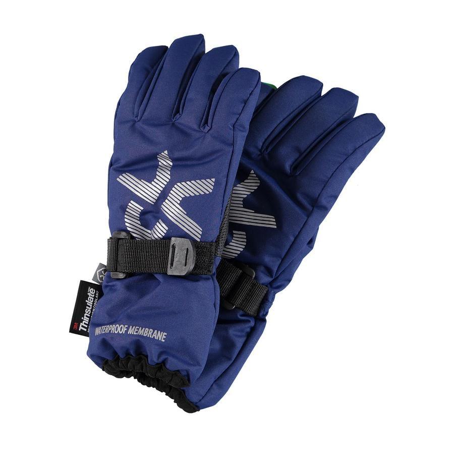 COLOR KIDS Handschuhe Savoy Estate Blue