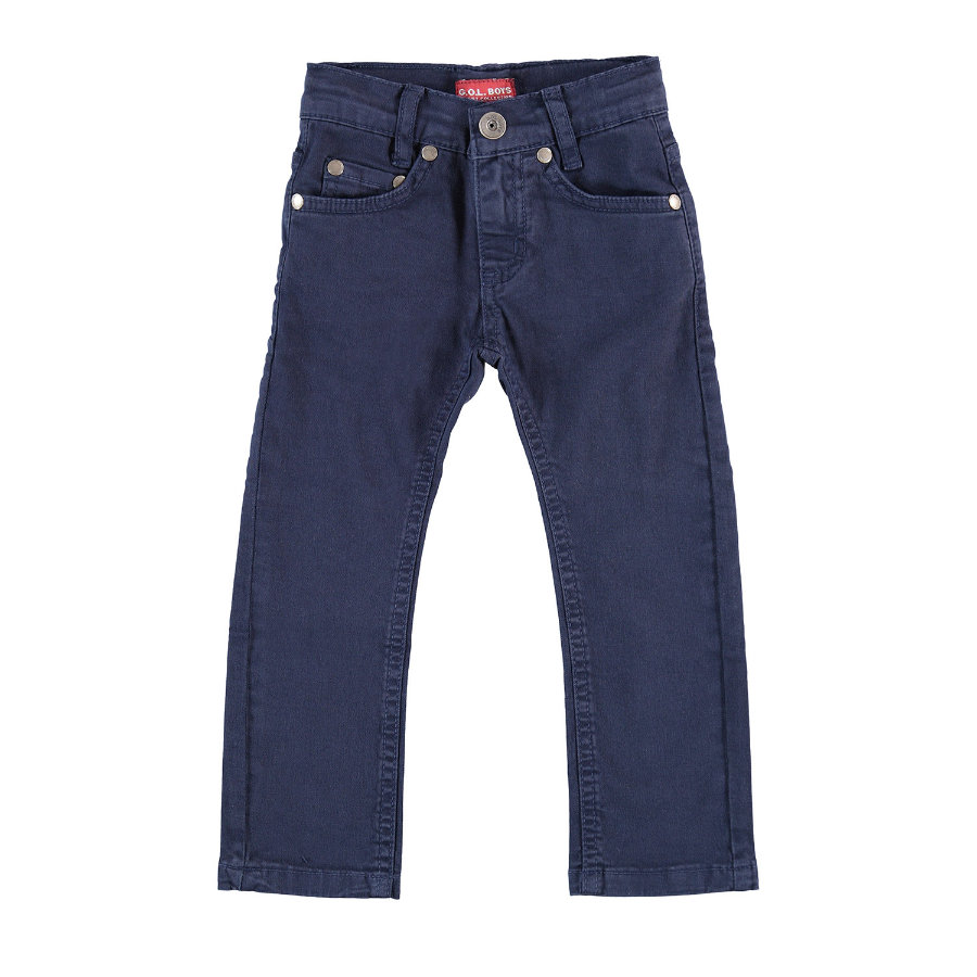 G.O.L Boys-Coloured-Jeans Slim-fit navy