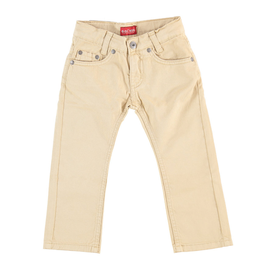 G.O.L Boys-Coloured-Jeans Slim-fit sand