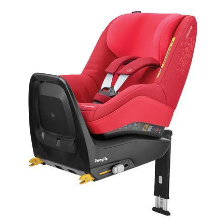 MAXI COSI Kindersitz 2wayPearl Vivid Red