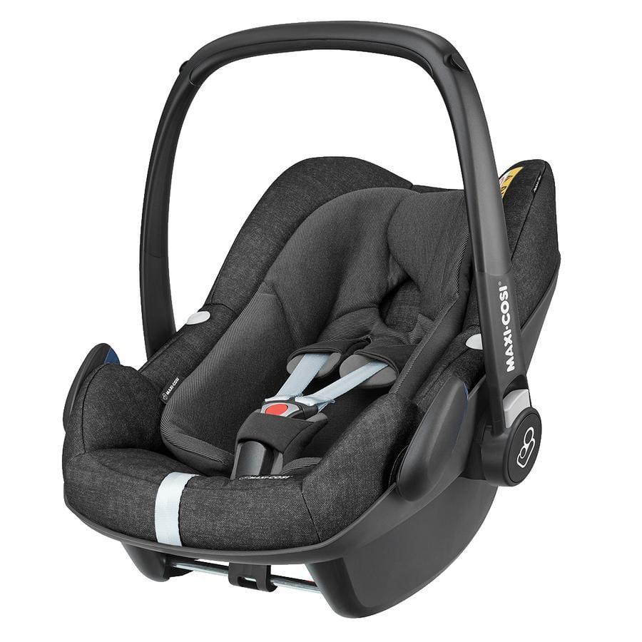 MAXI-COSI Babyschale Pebble Plus (I-size) Nomad Black