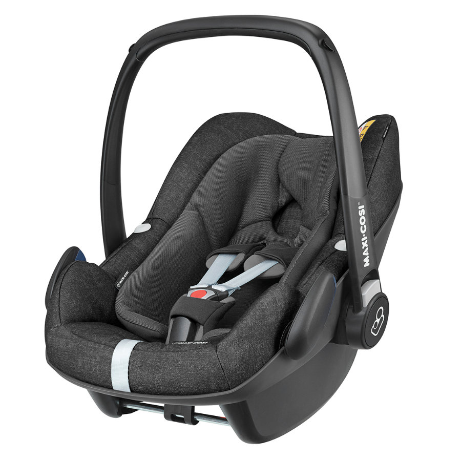 MAXI-COSI Babyskydd Pebble Plus (I-size) Nomad Black