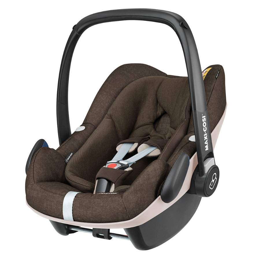 MAXI-COSI Autostoel Pebble Plus (I-size) Nomad Brown