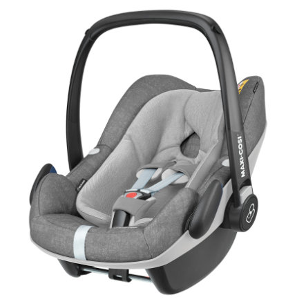 MAXI-COSI Babyschale Pebble Plus (I-size) Nomad Grey