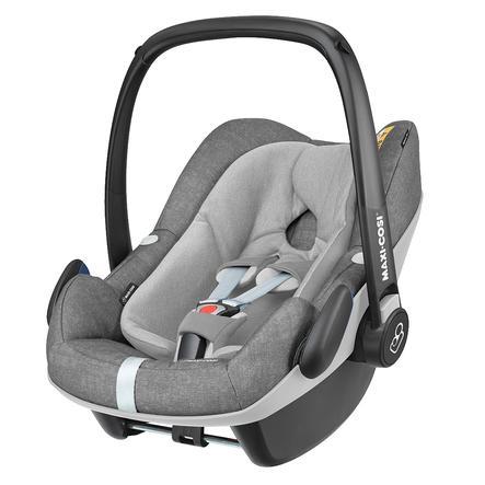 MAXI-COSI Fotelik samochodowy Pebble Plus (I-size) Nomad Grey