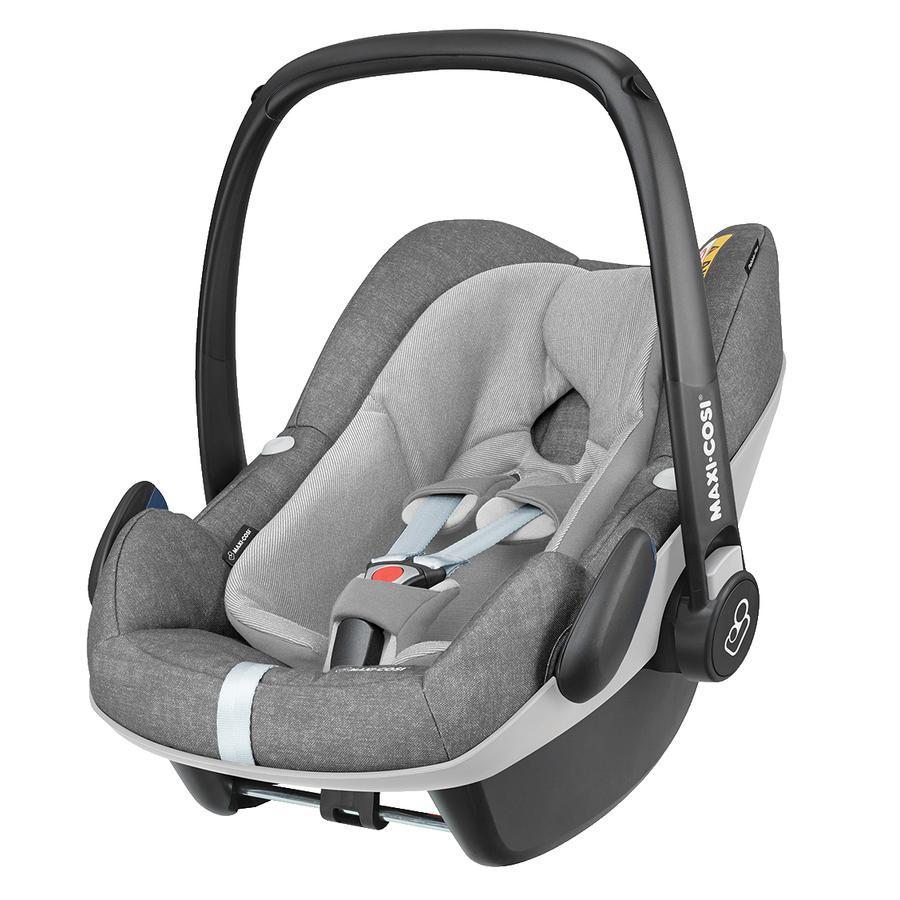 MAXI-COSI Babyskydd Pebble Plus (I-size) Nomad Grey