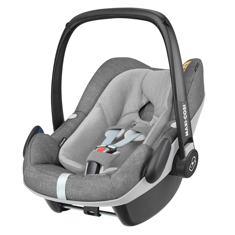 MAXI-COSI  Pebble Plus (I-size) 2019 Nomad Grey