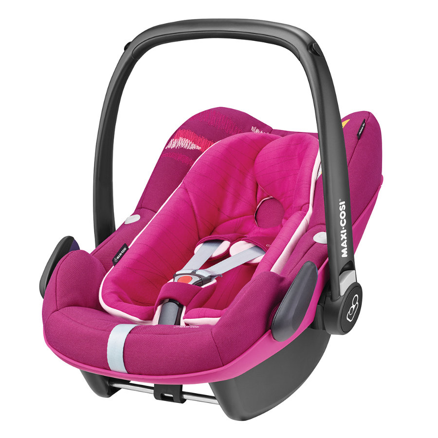 MAXI-COSI Babyskydd Pebble Plus (I-size) Frequency Pink