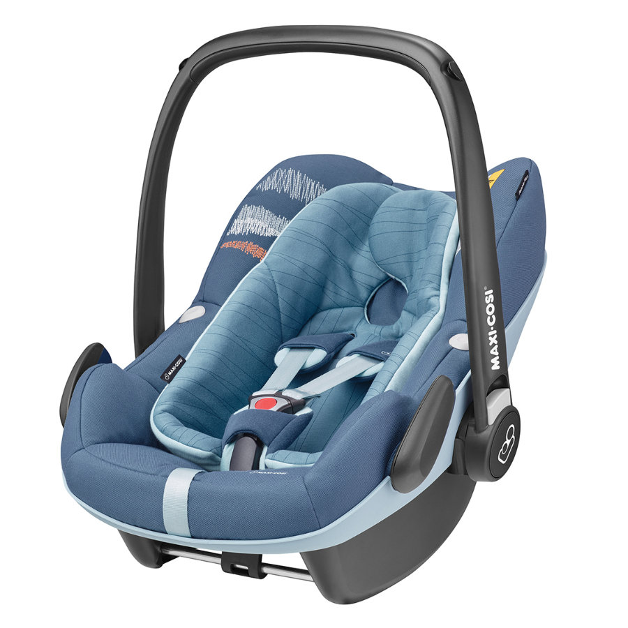 MAXI-COSI Babyschale Pebble Plus (I-size) Frequency Blue