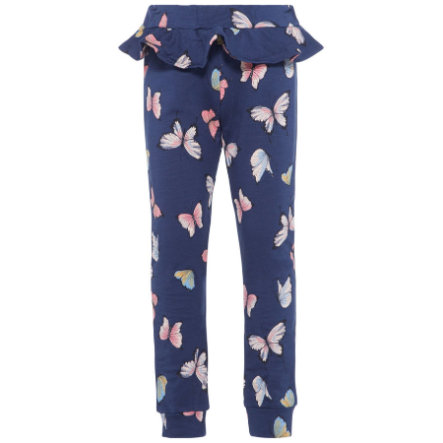 name it Girl s Pantalon de survêtement Nmfgitte robe blues