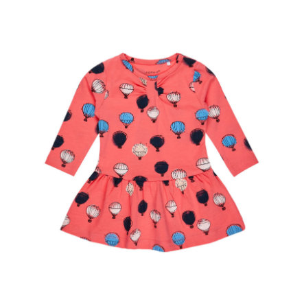 name it Girl s jurk Nbfgildine sunkist koraal