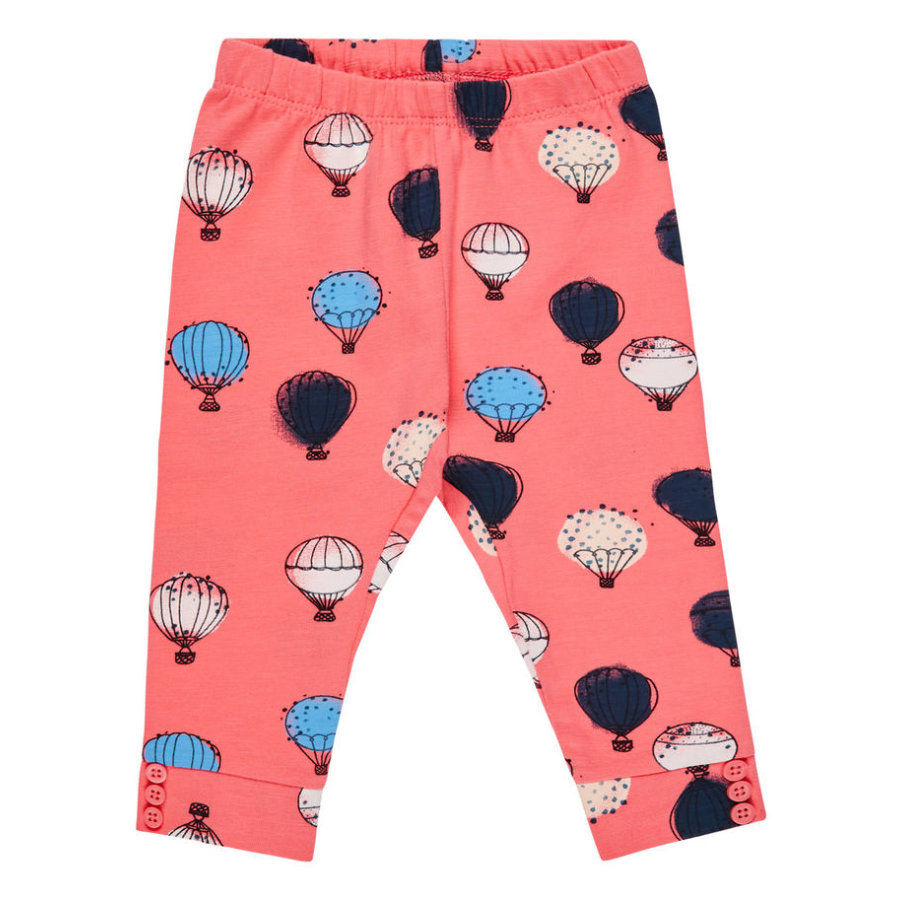 name it Girls Leggings Nbfgildine sunkist coral
