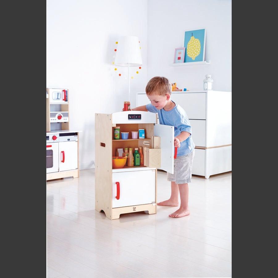 Hape lednička s mrazničkou bílá