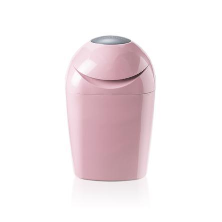 Sangenic Poubelle à couches tec rose, 1 recharge universelle