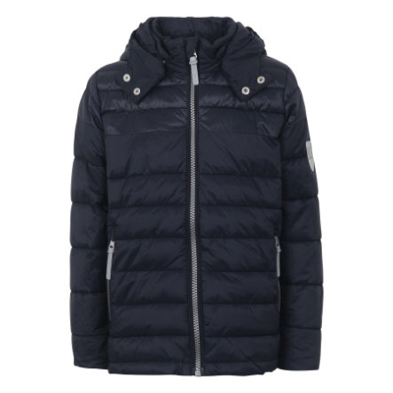 TICKET TO HEAVEN Jacke Lightweight Padding Chris mit abnehmbarer Kapuze, blau