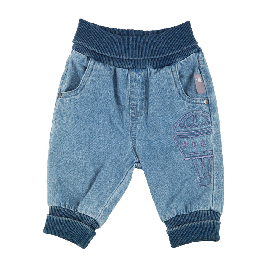 sigikid Girls Jeans denim light blue