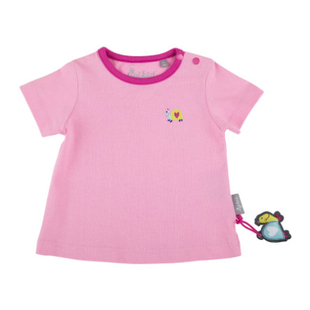 sigikid Girls T-Shirt begonia pink