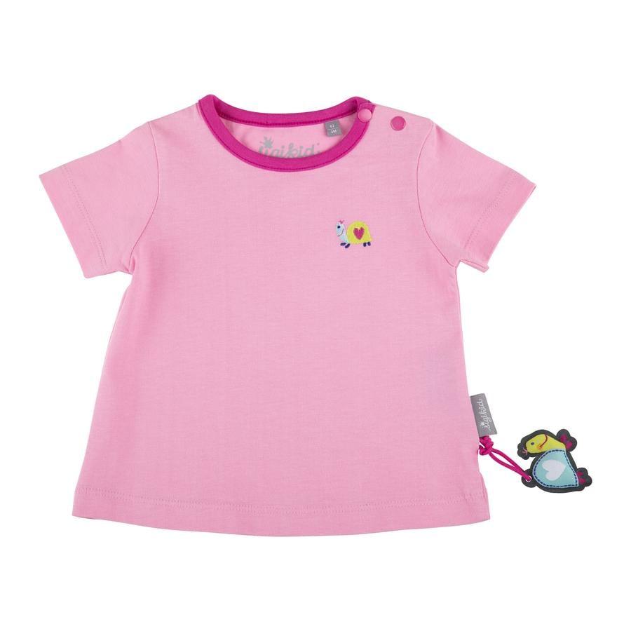 sigikid Girl s T-Shirt begonia rosa