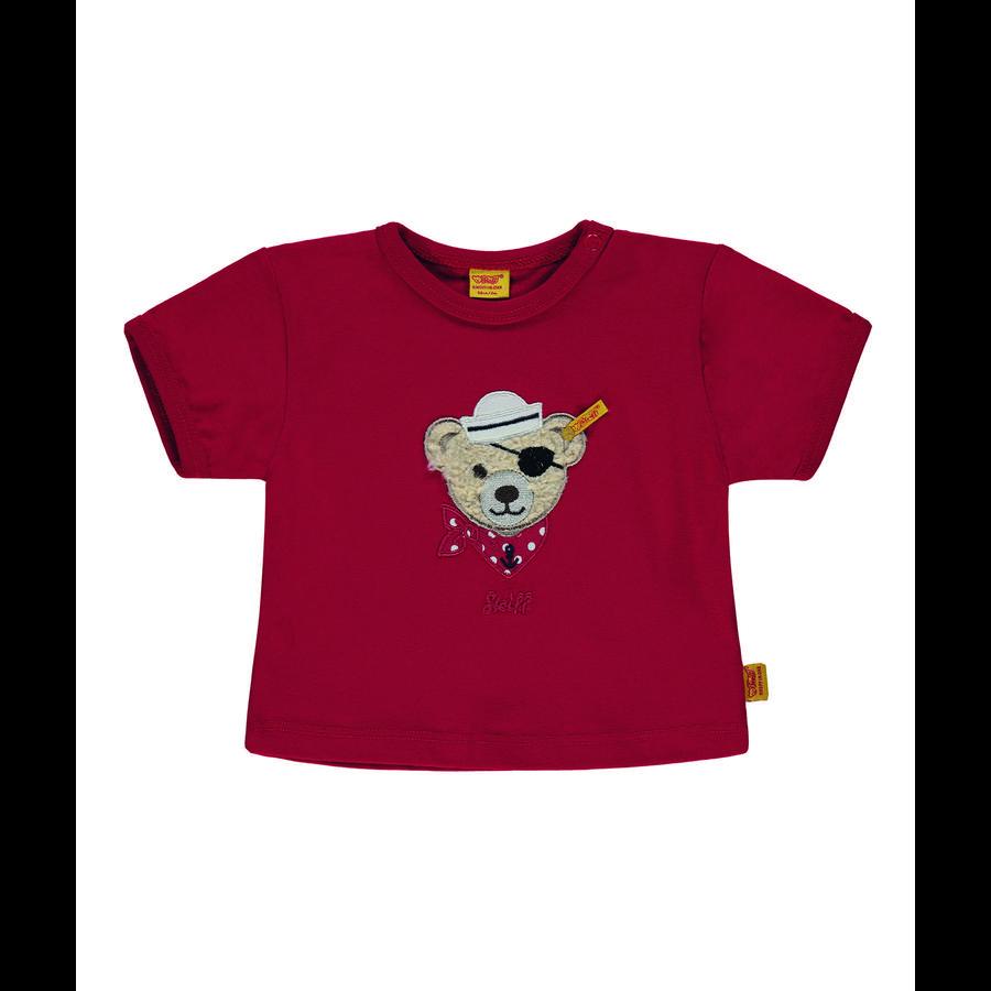 Steiff Boys T-Shirt, rot