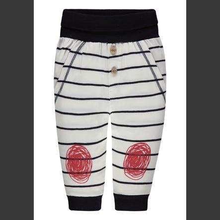 Steiff Pantalones de jogging con rayas