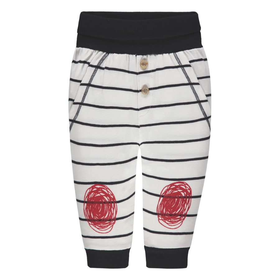Steiff Běžecké kalhoty s pruhy
