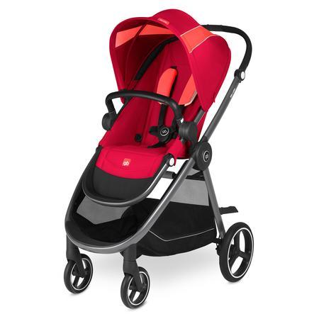 gb GOLD Kinderwagen Beli Air4 Cherry Red-red