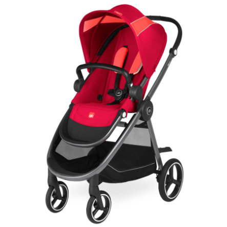 gb GOLD Kinderwagen Beli 4 Cherry Red-red