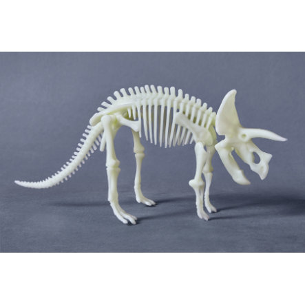 HABA Terra Kids Glow in the Dark Triceratops