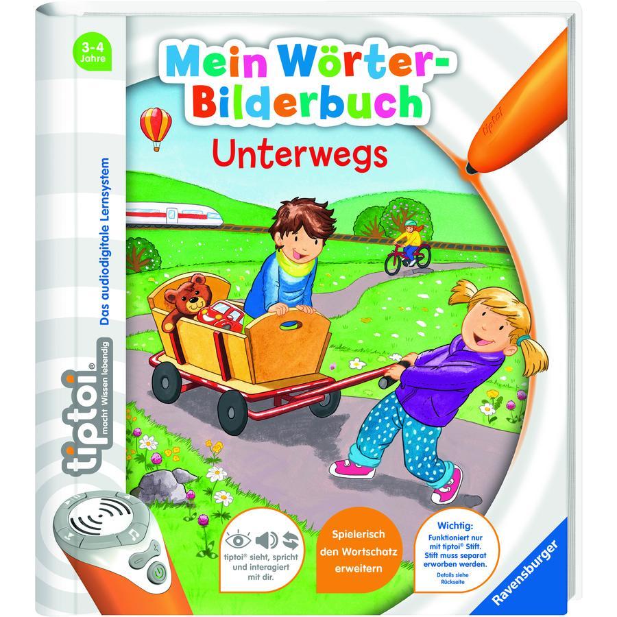 Ravensburger tiptoi® Mein Wörter-Bilderbuch: Unterwegs