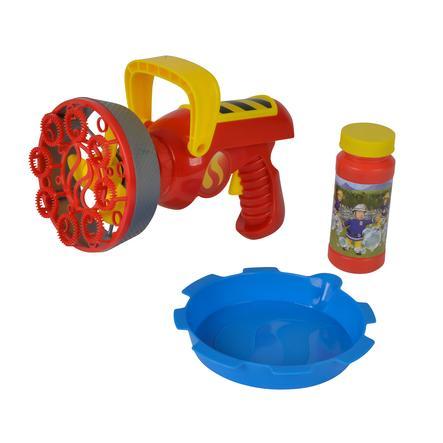Simba Feuerwehrmann Sam - Seifenblasen Kanone