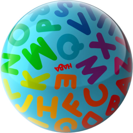 HABA Bal Letters 22 cm, 303481