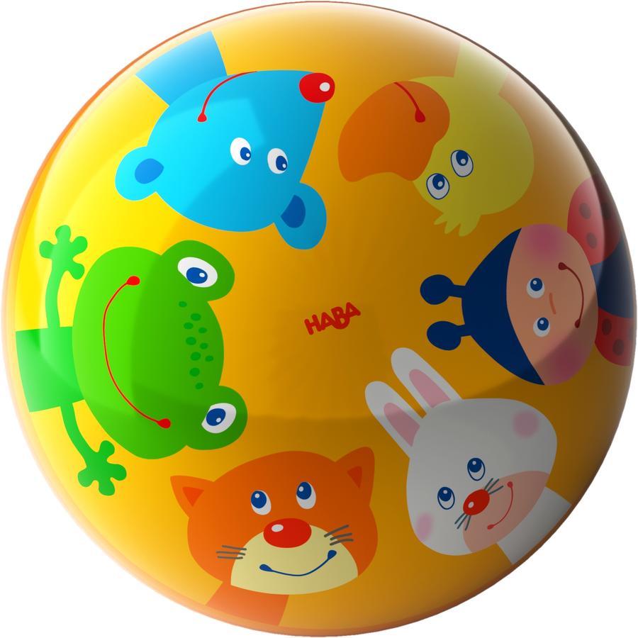 HABA Ball Tierfreunde 15cm, 303480