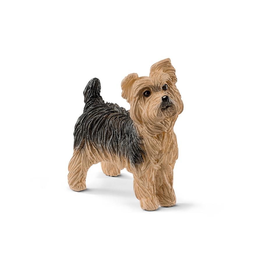 Schleich Figurine chien yorkshire terrier 13876