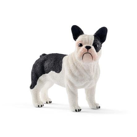 Schleich Figurine chien bouledogue français 13877
