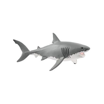 Schleich witte haai 14809