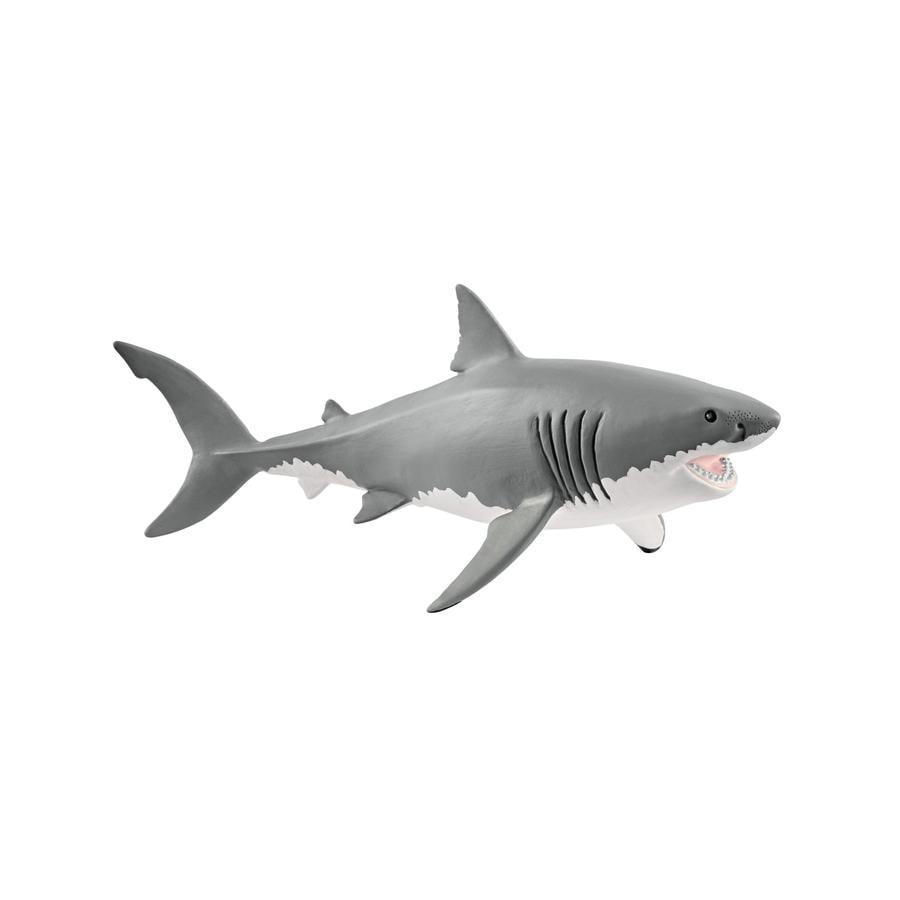 Schleich Figurine requin blanc 14809