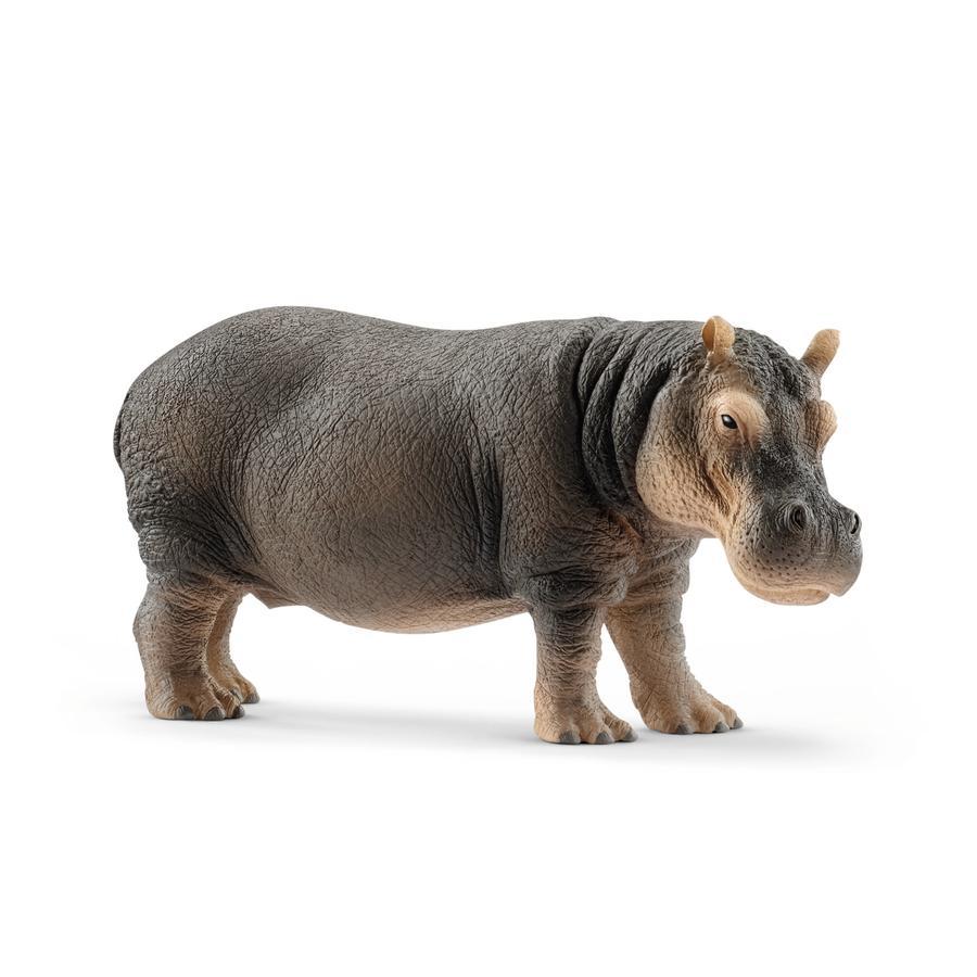 Schleich Figurine hippopotame 14814