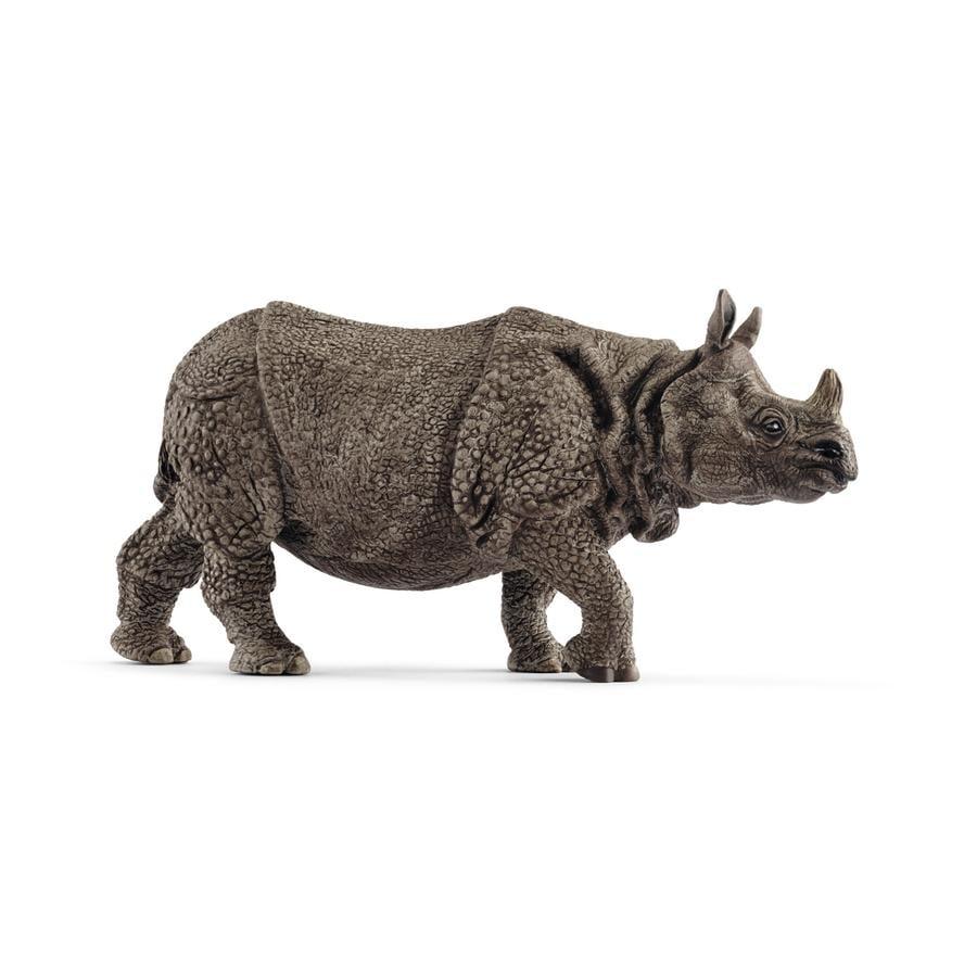 Schleich Figurine rhinocéros indien 14816