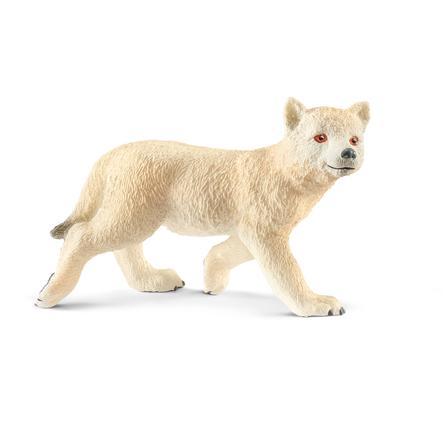 Schleich Młody wilk arktyczny 14804