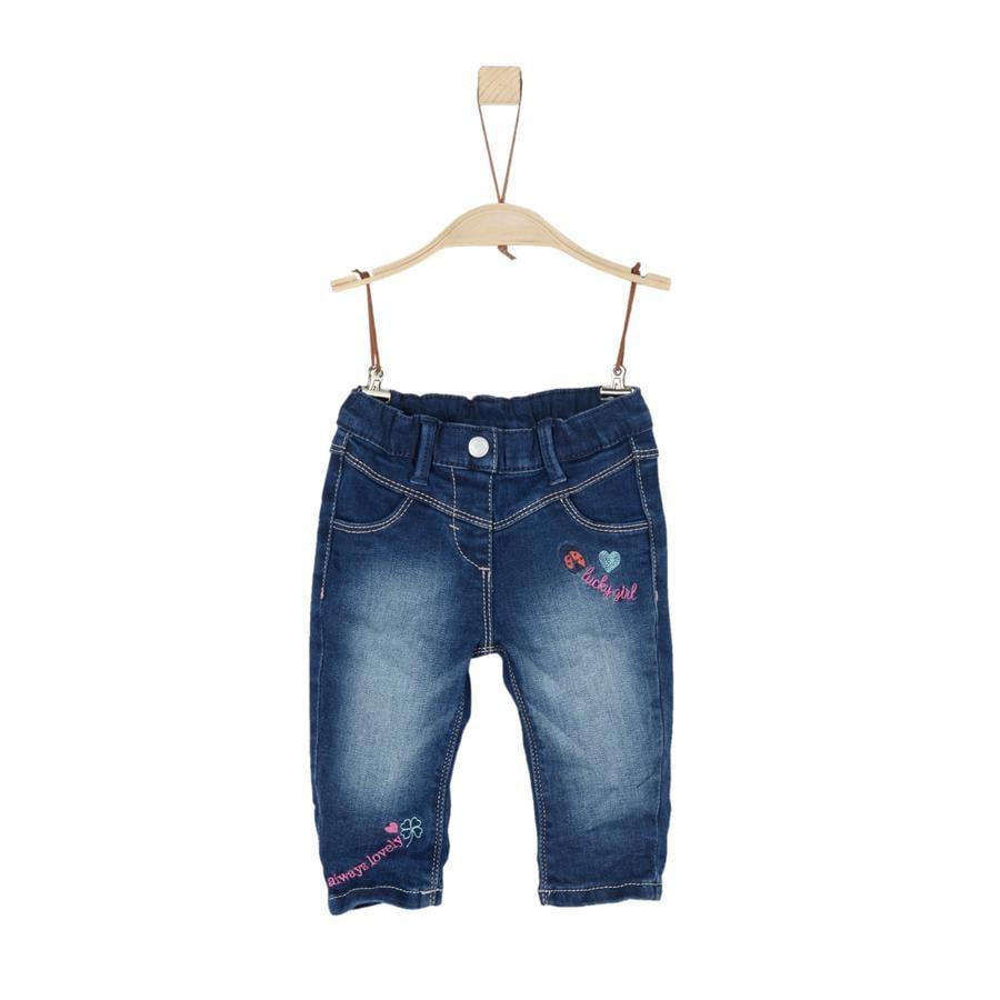 s.Oliver Jeans blue