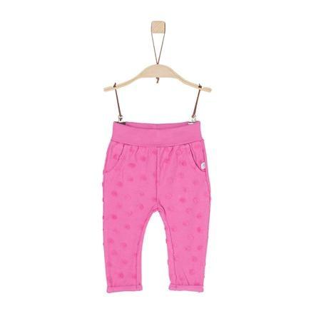 s. Oliver tyttöjen Sweat Pants vaaleanpunainen