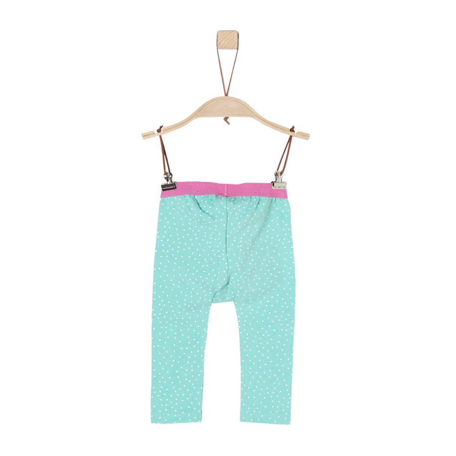 s.Oliver Girls Leggings turquoise