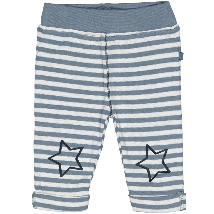 STACCATO Boys Hose d'blue melange stripes