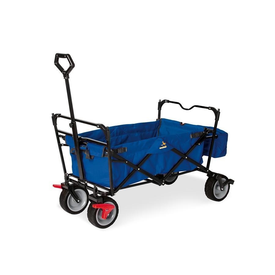 Pinolino Klappbollerwagen Paxi dlx mit Bremse blau